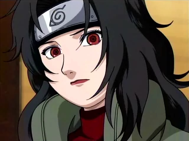 Kurenai Yuhi Anime Picture