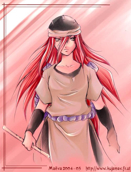 Tayuya Manga Poster